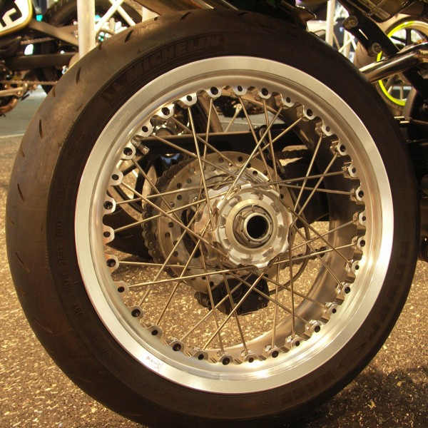 KINEO SPOKE WHEELS