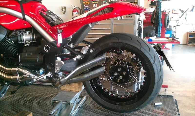 Kineo Spoke Wheels Ghezzi Brian