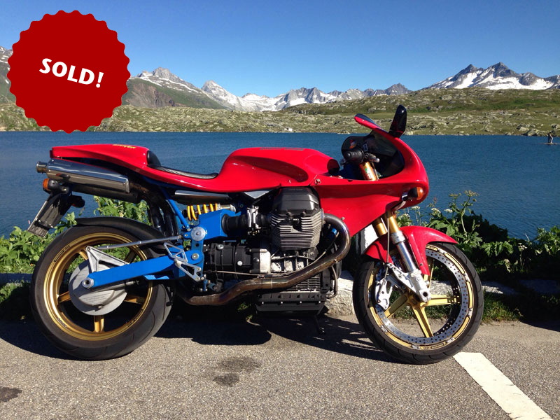 for news: SUPERTWIN 1100 FOR SALE