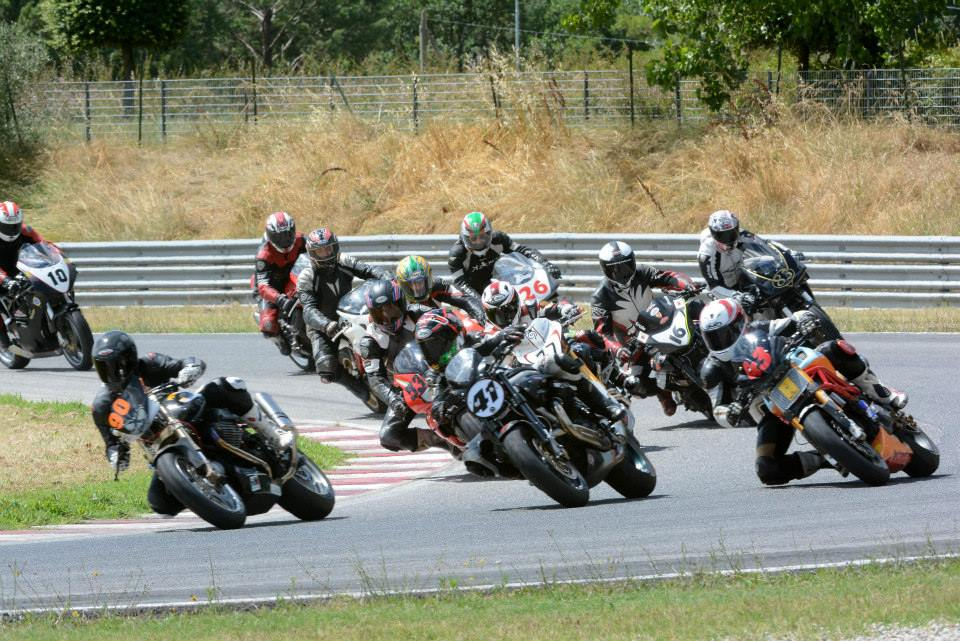 for news: July, 19th at Magione track